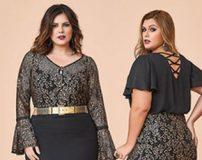 انواع مدل های تونیک سایز بزرگ 2018 – 97 زنانه با رنگ بندی جدید
