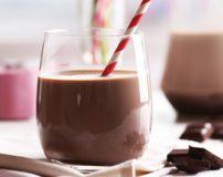 خوردن شیر کاکائو بعد از ورزش