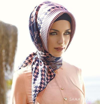 مدل روسری های عید ۹۷ – ۱۳۹۷