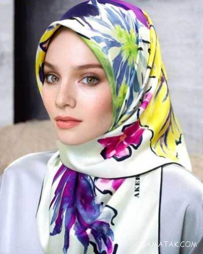 مدل روسری های عید ۱۴۰۰