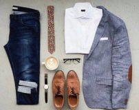 ست لباس اسپرت مردانه عید نوروز 97