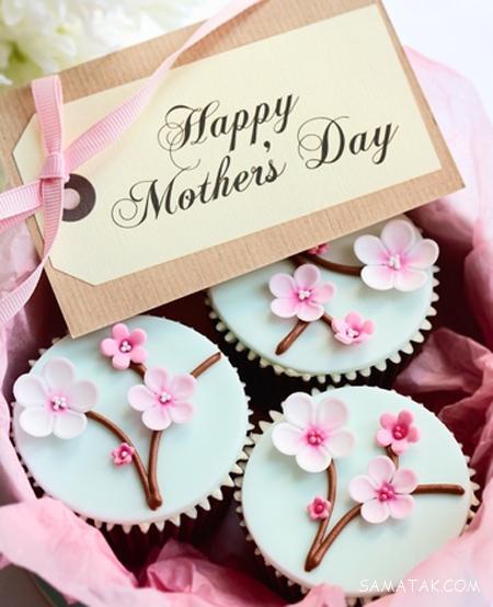 تزیین کیک روز مادر با ایده های زنانه + تصاویر