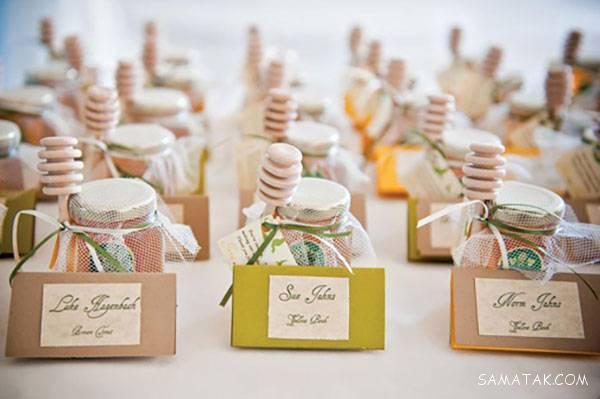 کاملترین و جدیدترین سری گیفت و یادبود عروسی