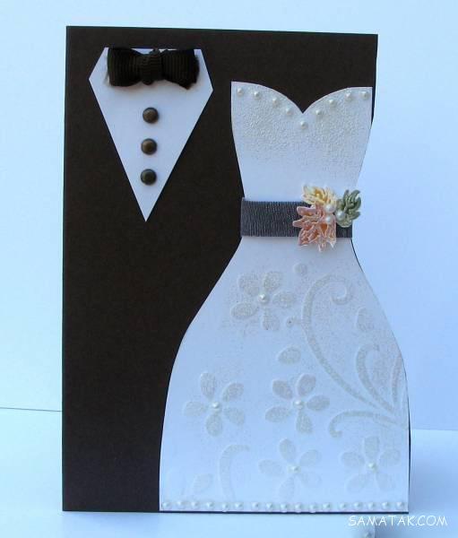 جدیدترین مدل کارت عروسی 2021