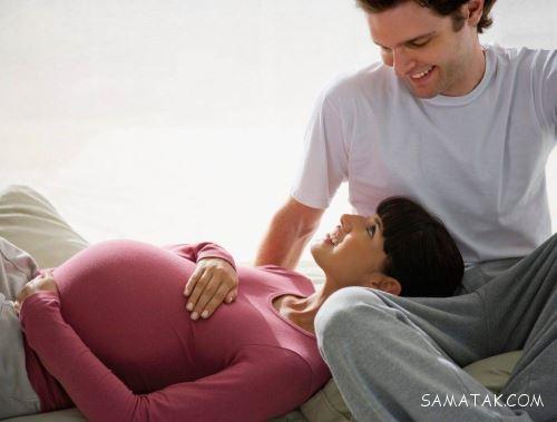 تعبیر خواب حامله بودن زن - همسر - دختر باکره - زن مرده