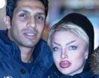 عکس شخصی همسر سپهر حیدری