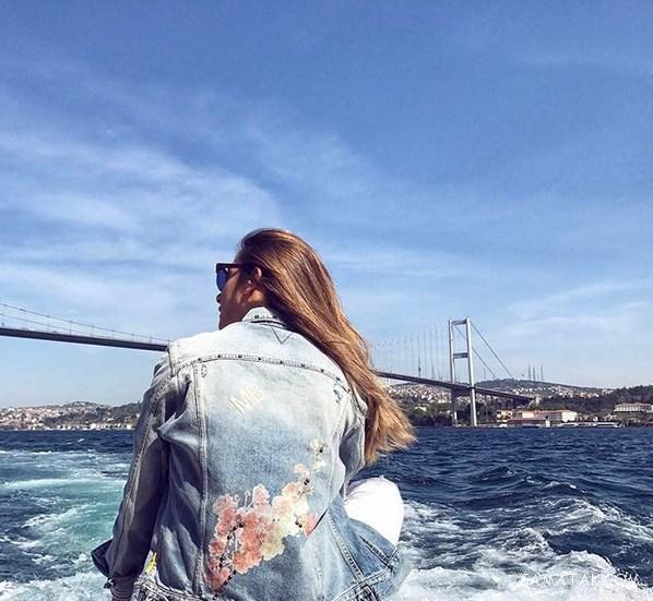 """بیوگرافی و عکس های """"مینا باشاران"""" پول دار ترین دختر ترکیه"""