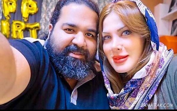 عکسهای همسر واقعی رضا صادقی