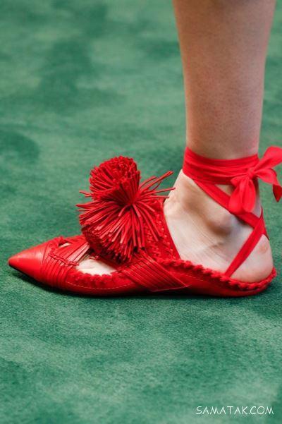کفش دخترانه عید 97 | جدیدترین کفش های دخترانه برای عید 97