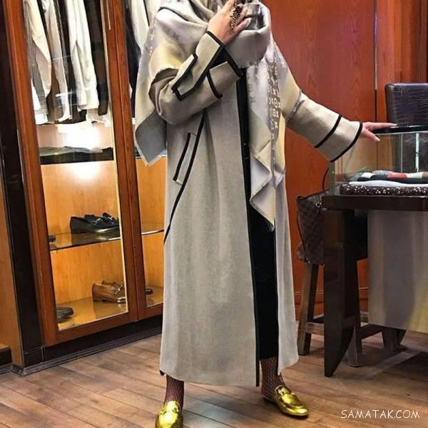 مدل مانتو اینستاگرام 2019 | مدل مانتو مجلسی در اینستاگرام