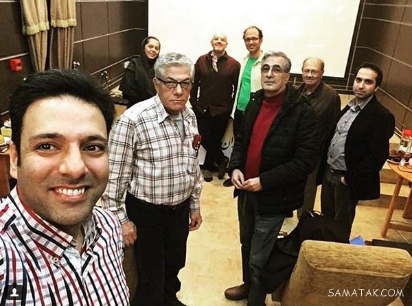 """مستانه مهاجر   همسر و دختر و بیوگرافی """"مستانه مهاجر"""""""