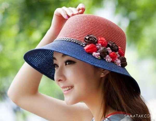 مدل کلاه مجلسی زنانه | انواع مدل های کلاه مجلسی دخترانه