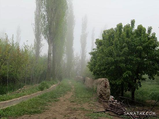 جاهای دیدنی و گردشگری سمنان + جاهای تفریحی استان سمنان