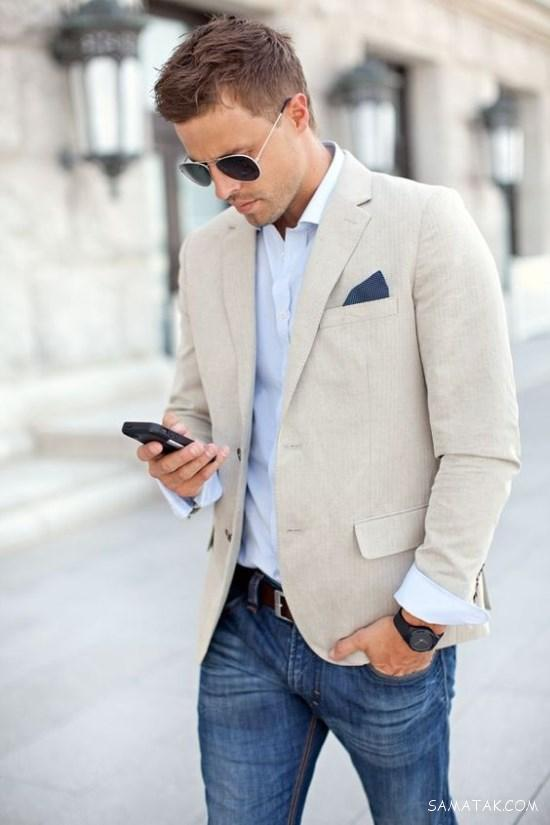 انواع لباس اسپرت مردانه مجلسی بهاره 97