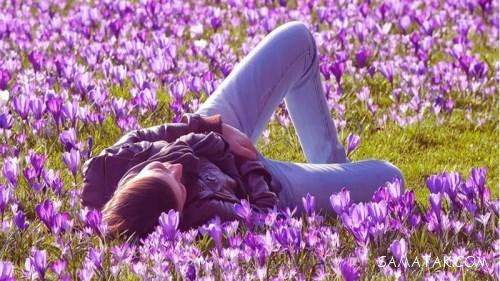 اس ام اس رسمی تبریک فرارسیدن فصل بهار
