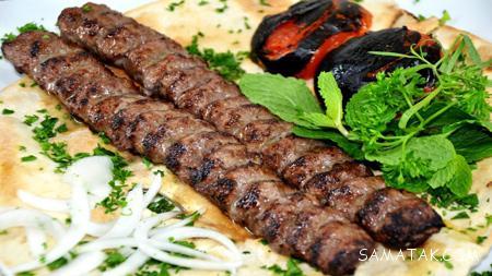 طرز تهیه 7 مدل غذای ایرانی با گوشت چرخ کرده