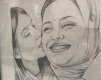 عکسهای خفن پریا قاسم خانی دختر بهاره رهنما در خارج