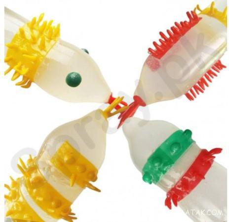 کاندوم های فضایی