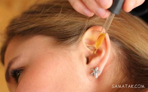 قطره گوش درد بزرگسالان