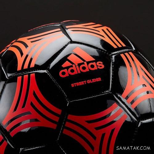 اندازه استاندارد توپ فوتبال
