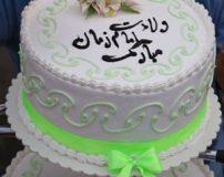 کیک نیمه شعبان   مدلهای تزیین کیک برای جشن نیمه شعبان (33 عکس)