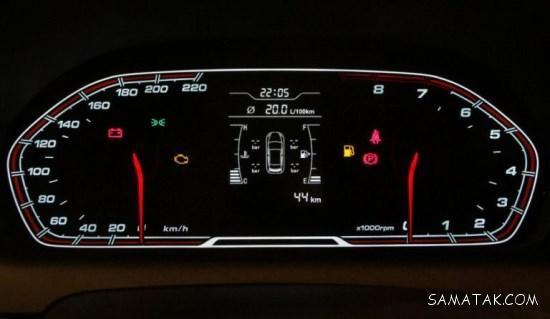مشخصات مدل جدید ام وی ام x22 | عکس ماشین x22