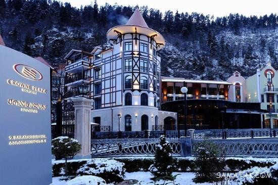 هتل کازبگی گرجستان تفلیس