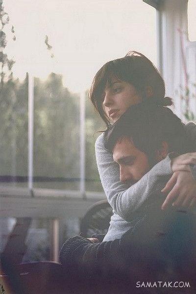 آموزش بغل كردن عاشقانه همسر - زن - دختر (تصویری)