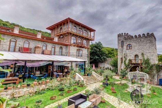 هتل چاتآئو مره کاختی گرجستان تفلیس