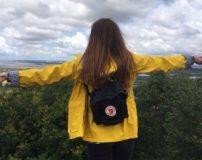 عکس های دختر در طبیعت از پشت برای پروفایل