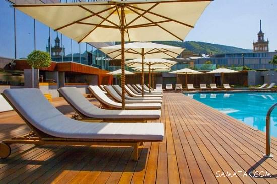هتل رادیسون بلو ایوریا گرجستان تفلیس