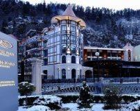 لیست هتل های زیبای گرجستان تفلیس + تصاویر