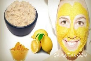 آموزش طرز تهیه انواع ماسک زردچوبه برای صورت