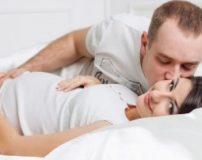 پوزیشن های تصویری دخول در دوران بارداری