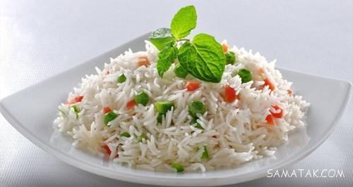 مضرات خوردن برنج مانده در یخچال