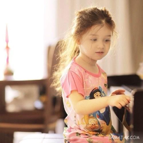 عکس های خفن و زیبا از بارانا بهادری دختر بنیامین