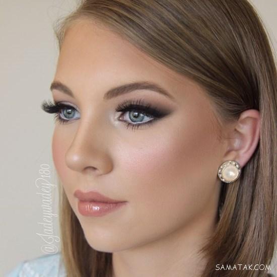 مدل آرایش صورت ملایم 2020