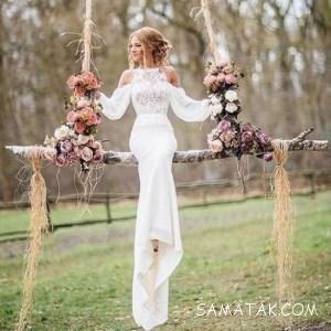 جدیدترین مدل لباس عروس ۲۰۱۹ – ۹۸