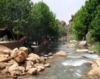 چشمه ناز اصفهان | تصاویر چشمه ناز | عکس های طبیعت چشمه ناز