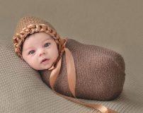 عکس گرفتن از نوزاد با فلش | عکس گرفتن از نوزاد در خانه