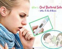 علل، علائم و راه درمان عفونت های باکتریایی دهان