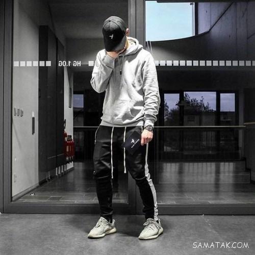 عکس انواع مدل شلوار اسلش مردانه لی - ارتشی - کتان - جین