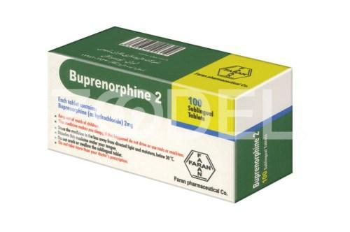 قرص بوپرنورفین در آزمایش اعتیاد | عوارض مصرف قرص بوپرنورفین