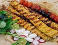 آموزش کامل طرز تهیه کباب کوبیده مرغ رستورانی