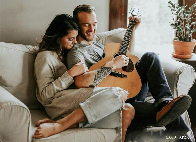 عکس های عاشقانه بغل کردن رمانتیک و بغل گرفتن دختر و پسر