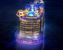 گرانترین کشتی تفریحی 16 طبقه جهان با بهترین امکانات