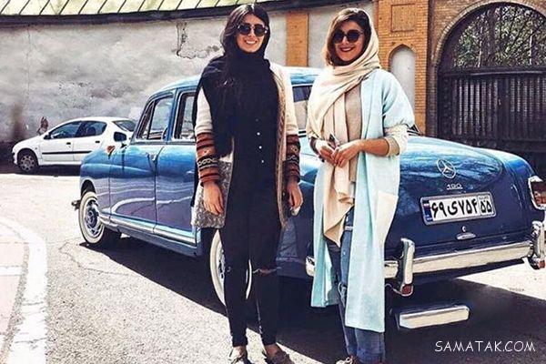 عکس های دختر پولدارهای تهران و دوست پسرهایشان