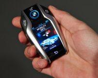 سوئیچ ماشین های لوکس خارجی با قابلیت های پیشرفته