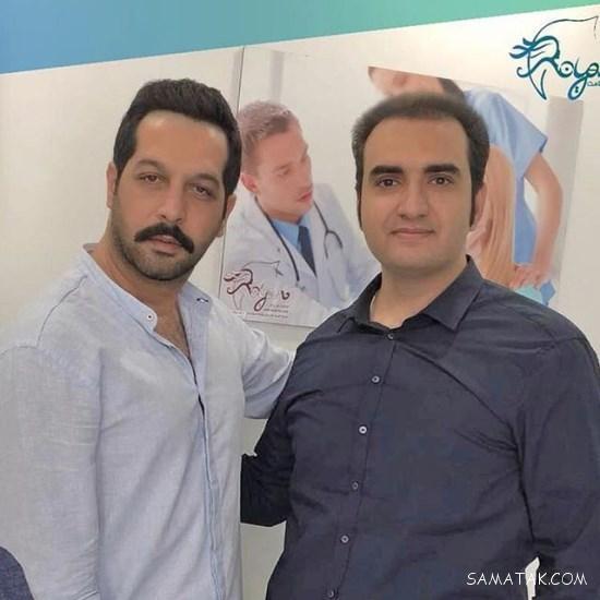 کامران تفتی | همسر و فرزند و بیوگرافی کامران تفتی