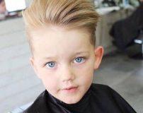 کالکشن زیباترین مدل موی پسر بچه های ایرانی